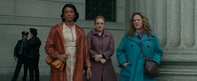 VIDEO: Melissa McCarthy, Elisabeth Moss and Tiffany Haddish Star in the Trailer for THE KITCHEN