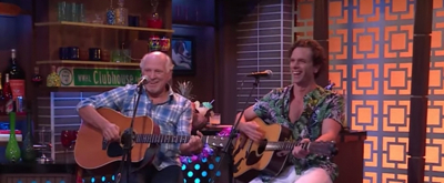 VIDEO: Watch Jimmy Buffett and Paul Alexander Nolan Sing 'MARGARITAVILLE' on WATCH WHAT HAPPENS LIVE