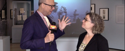 BWW TV Exclusive: Dance Through 100 Years of Jerome Robbins' Legacy at the NYPL for the Performing Arts!