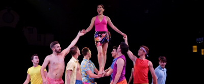 VIDEO: First Look at MAMMA MIA! at North Shore Music Theatre