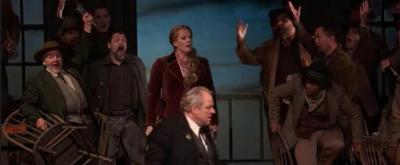 VIDEO: First Look At LA FANCIULLA DEL WEST at The Met