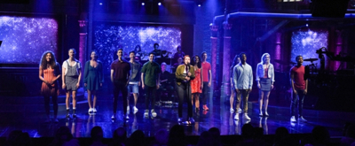 VIDEO: Caitlin Kinnunen and the Cast of THE PROM Perform 'Unruly Heart'