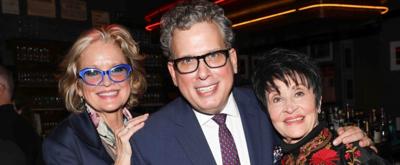 Photo Coverage: Chita Rivera, Christine Ebersole & More Attend Billy Stritch's 'Lucky To Be Me' at Birdland