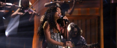VIDEO: SZA Performs 'Supermodel' on TONIGHT SHOW
