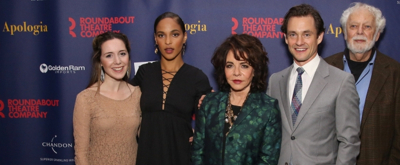 BWW TV: Go Inside Opening Night of APOLOGIA with Stockard Channing, Hugh Dancy & More!