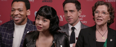 BWW TV: Tony Nominees Sound Off on the Importance of Theatre Education