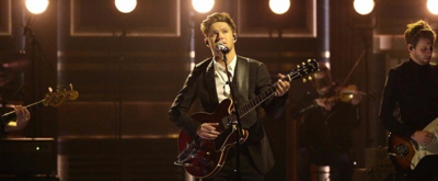VIDEO: Niall Horan Performs 'Too Much to Ask' on TONIGHT SHOW
