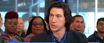VIDEO: Adam Driver Talks BURN THIS and His Arts in the Armed Forces Program