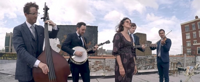 VIDEO: Take in the View! The Playbillies and Special Guest Garrett Long Perform DEAR EVAN HANSEN's 'For Forever'