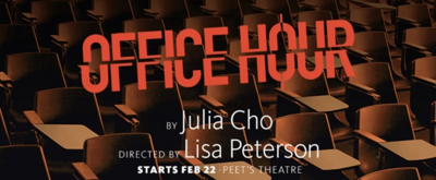 VIDEO: Hear Director Lisa Peterson Give Her Thoughts on OFFICE HOUR at Berkeley Rep!