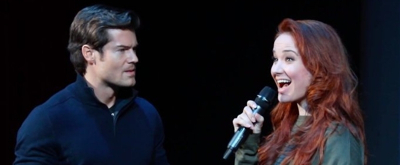 VIDEO: Sierra Boggess and Tim Rogan Sing 'Cousin's Cousin' From EVER AFTER