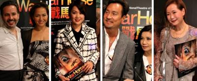 WAR HORSE Debuts in Hong Kong; Show Runs Now Thru June 2