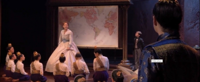 VIDEO: First Look at Kelli O'Hara, Ruthie Ann Miles, and More in THE KING AND I Before It Hits Cinemas