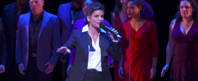 VIDEO: Jenn Colella and Broadway Inspirational Voices Perform 'Louder Than Words' at BROADWAY BACKWARDS