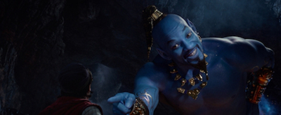 VIDEO: Meet the Genie in the First TV Spot for ALADDIN