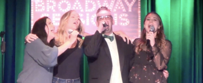 BWW TV Exclusive: WICKED Alumni Belt It Out at Broadway Sessions' Annual ElphaBall!
