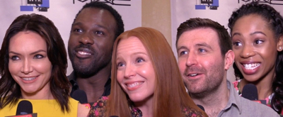 BWW TV: They Dreamed a Dream Role... Find Out What the Drama League Nominees Want to Star in Next!