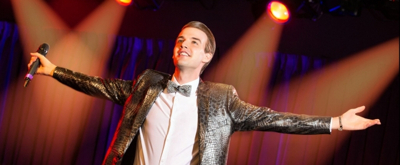 BWW TV: The New Boy in Town- Mark William Gets Ready for 'Come Croon With Me'Solo Debut!