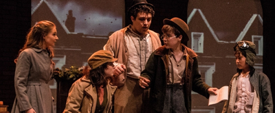 """BWW Review: """"The game's afoot"""" as """"The Baker Street Irregulars"""" snoop @ Dobama"""