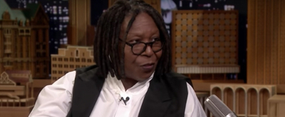 VIDEO: Whoopi Goldberg Reveals She is Considering A Return to Broadway on THE TONIGHT SHOW