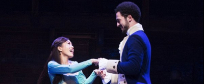 Ally Ava Brown and Jon Robyns to Join the Cast of West End HAMILTON