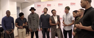 BWW TV: CHOIR BOY Cast Sings Out in In Rehearsals- Meet the Company!