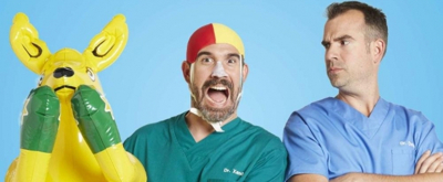 BWW REVIEW: Children's Television Favourites Dr Chris And Dr Xand Return To Sydney With A New OPERATION OUCH! LIVE ON STAGE!