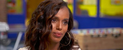 VIDEO: AMERICAN SON's Kerry Washington Discusses Her Road to Broadway on CBS Sunday Morning