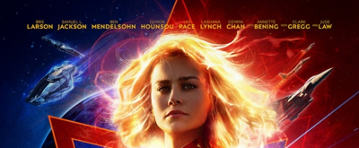 VIDEO: Watch Official First Trailer For Marvel Studios' CAPTAIN MARVEL