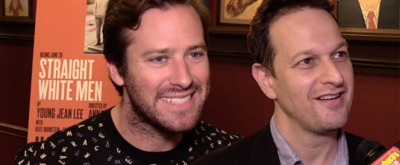BWW TV: Armie Hammer, Josh Charles & More Explain What STRAIGHT WHITE MEN Is All About!