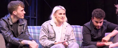 VIDEO: PVRIS Swap Stories with the Kids from West End's SCHOOL OF ROCK