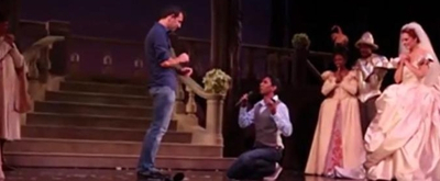They Said Yes! Celebrating the Art of the Broadway Marriage Proposal