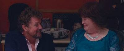 VIDEO: Watch Susan Boyle and Michael Ball Perform 'A Million Dreams' From THE GREATEST SHOWMAN