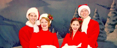 BWW Review: WHITE CHRISTMAS at La Comedia Dinner Theatre