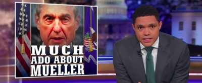 VIDEO: THE DAILY SHOW Tries to Understand Robert Mueller's Confusing Speech