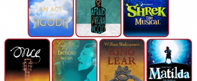 Beck Center Announces 2018- 2019 Theater Season; SHREK, ONCE, and More