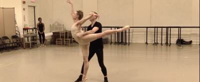 BWW TV: Sara Mearns, Ann Harada, Nikki M. James & More Say 'I Do' in Rehearsals for Encores! I MARRIED AN ANGEL