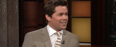 VIDEO: Andrew Rannells Reveals How the Cast of THE BOYS IN THE BAND Remain Professional & More on THE LATE SHOW