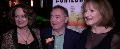 BWW TV: Hangin' with the Company of THE CHILDREN on Opening Night!