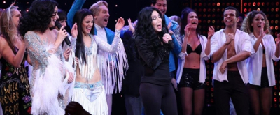 BWW TV: Watch Cher Turn Back Time with the Cast of THE CHER SHOW on Opening Night!