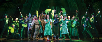 THE WIZARD OF OZ Follows the Yellow Brick Road to Brisbane Tonight