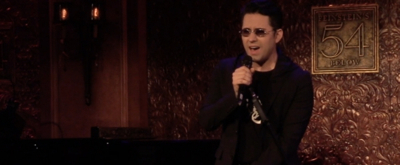 BWW TV: Watch John Lloyd Young Sing 'Wicked Game' from Feinstein's/54 Below Show!