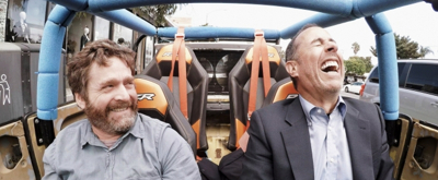 VIDEO: Netflix Shares the Trailer for the Return of Jerry Seinfeld's COMEDIANS IN CARS GETTING COFFEE