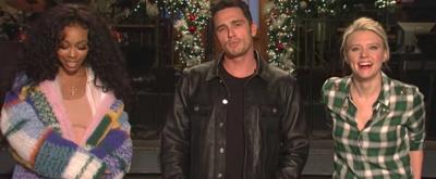 VIDEO: James Franco, SZA & Kate McKinnon Promo This Week's SNL