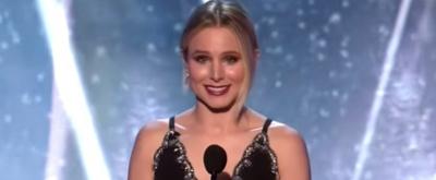 VIDEO: Host Kristen Bell Tackles #MeToo & More in SAG AWARD Opening