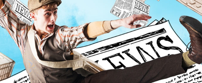 Extra! Extra! Disney's NEWSIES Hits the Village Theatre Stage This Holiday Season