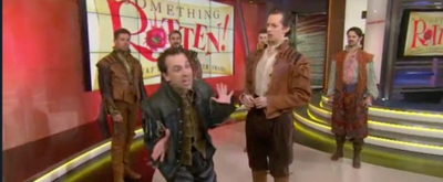 VIDEO: Watch Rob McClure and Josh Grisetti Perform 'God I Hate Shakespeare' from SOMETHING ROTTEN