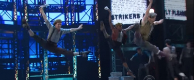 VIDEO: 30 Days of Tony, Day 10- Christopher Gattelli is the King of Broadway with NEWSIES!