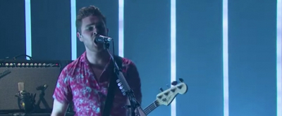 VIDEO: Royal Blood Performs 'I Only Lie When I Love You' on CORDEN