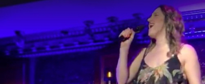 VIDEO: Natalie Weiss Joins Ben Fankhauser for Epic DEAR EVAN HANSEN and Beyonce Mashup!